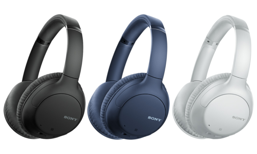 Sony WH-CH710N colors